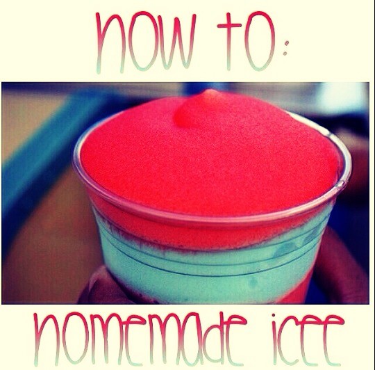Takes 2-3 minutes.  Super tasty & easy! 🍧