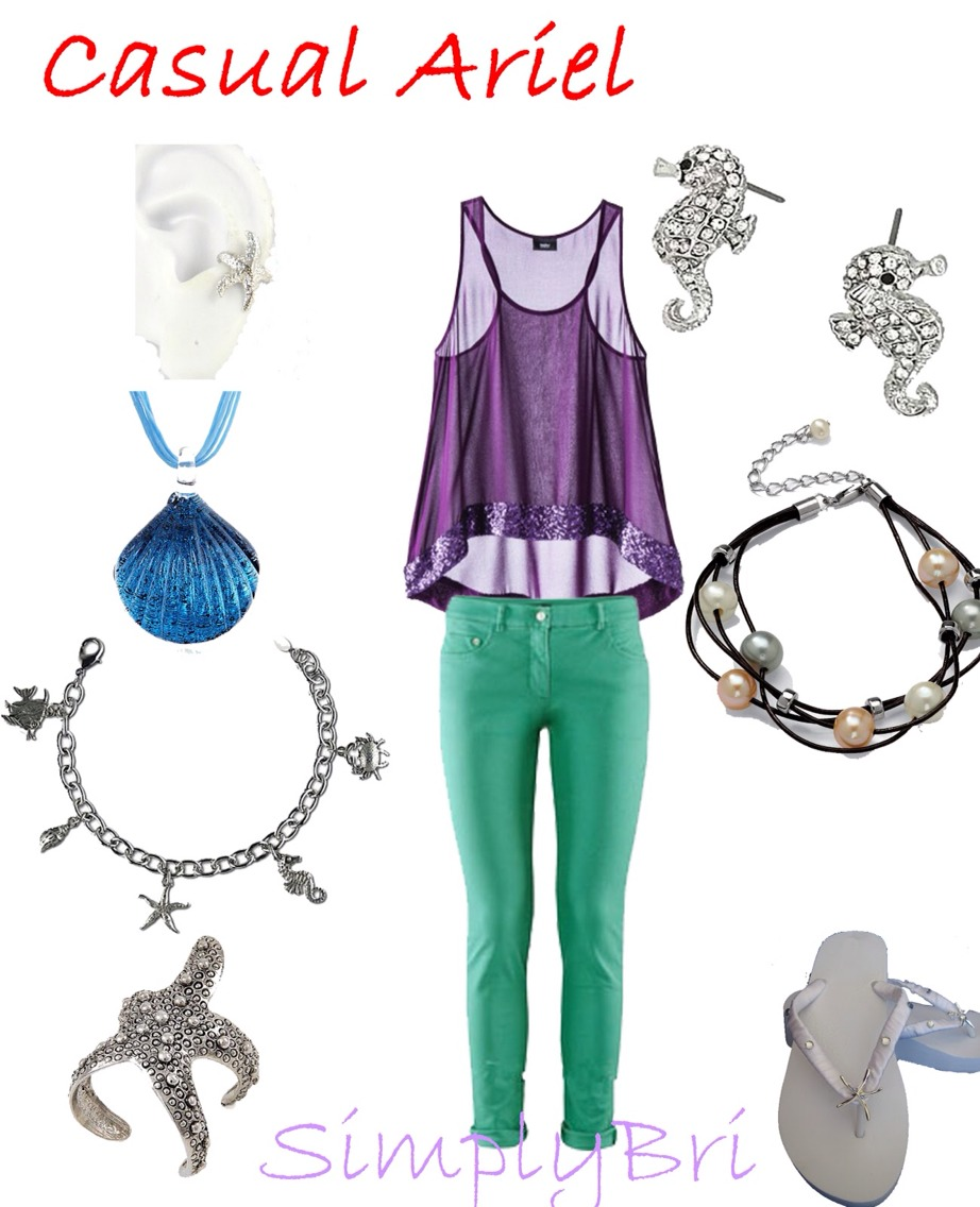 disney princess inspired outfits by brianne stinton musely