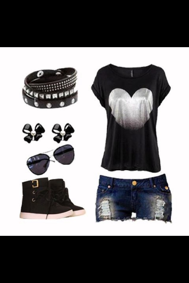 Rock outfit xx