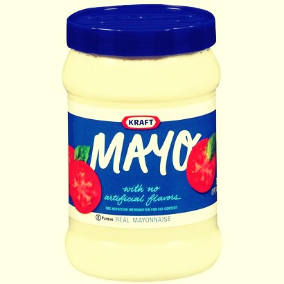 Then you need mayo, doesn't matter what kind.