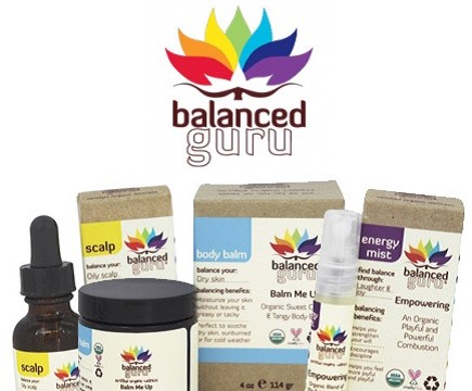 Balanced Guruas a groupwho offer only certified organic choices for skin care, hair care, spa, and aromatherapy.  See more here 👉🏻👉🏻👉🏻