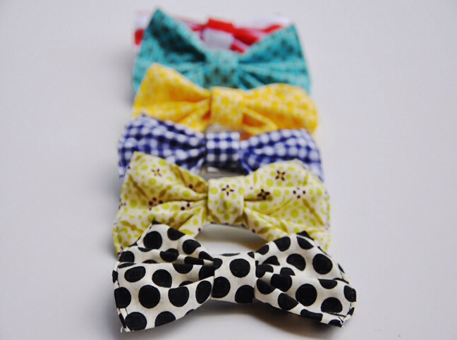 Now, you have quite the selection of hair bows for your little one or even yourself! Enjoy!