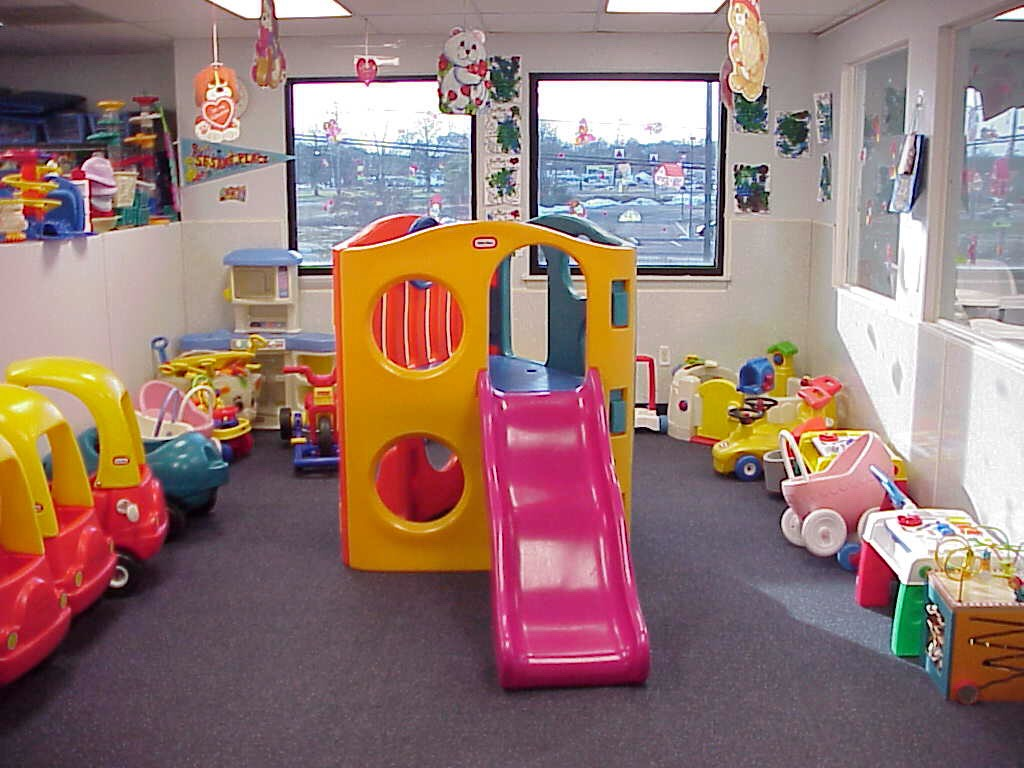 1. Make sure they play A LOT at the airport playroom before boarding the plane
