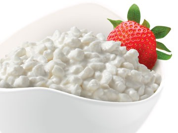 Cottage Cheese. Its quite possible that you hate it but if you like it, the health benefits are huge! About a cup of this at breakfast is fantastic for your health!