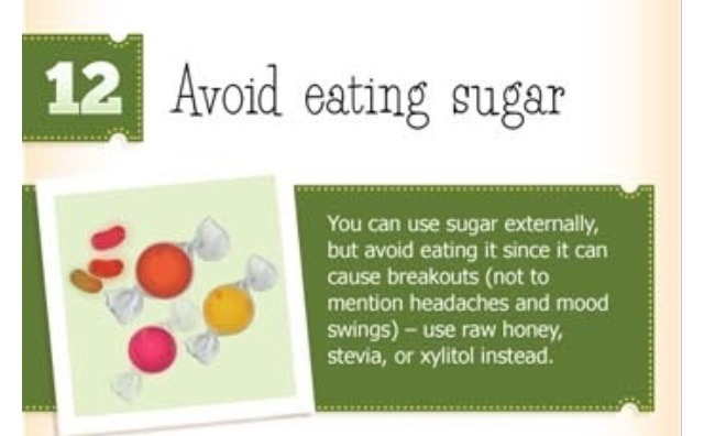 how to avoid eating sugar