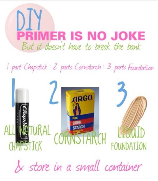 Use primer eyes