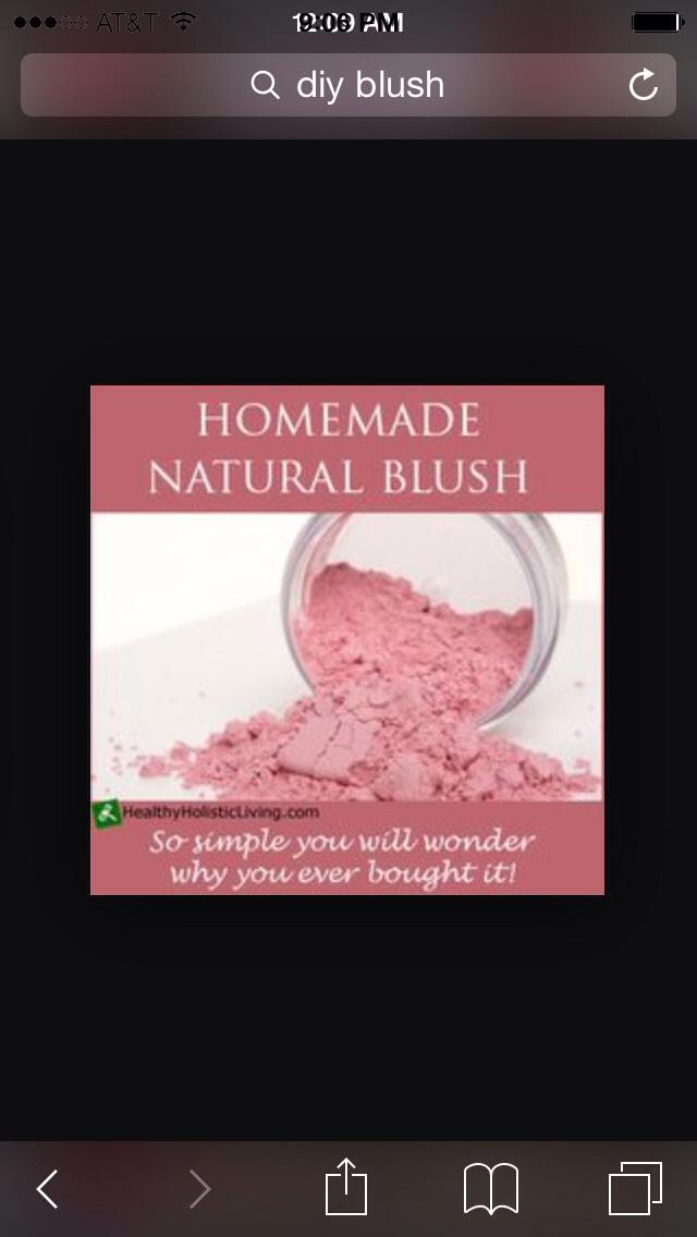 Blush tip👇 • Too much blush?? Add some powder😽