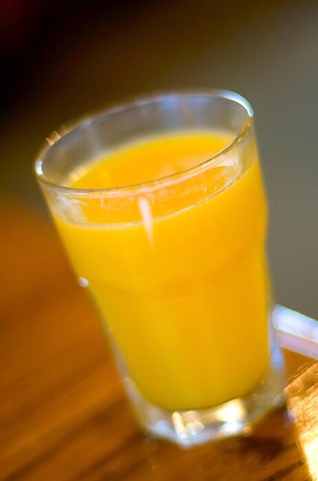 1 Cυp 100% Orange Jυιce