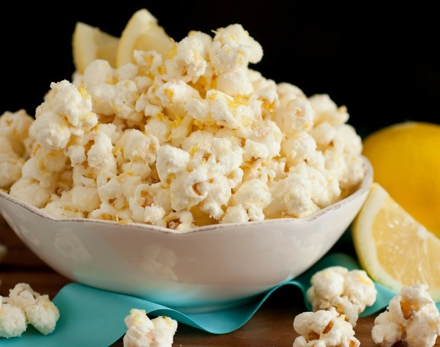 . Allow popcorn to cool completely, store in an airtight container or large ziploc bag (note: this is best enjoyed the day it's made or one day following).