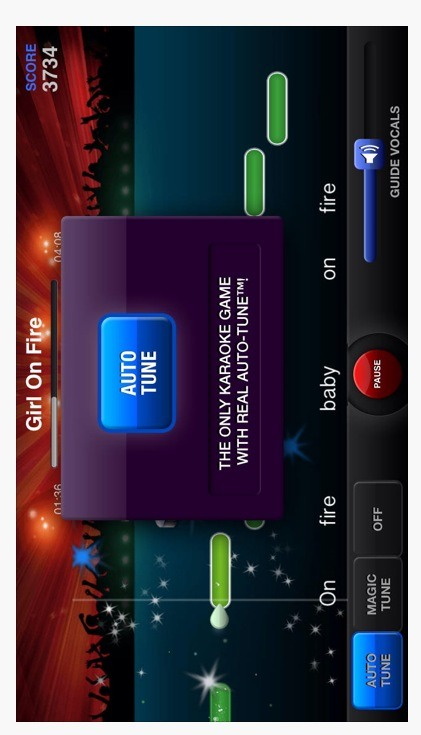 You can auto-tune your voice too !!
