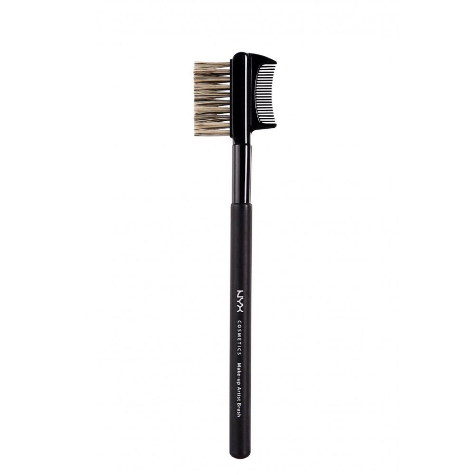 This is an eye brow comb