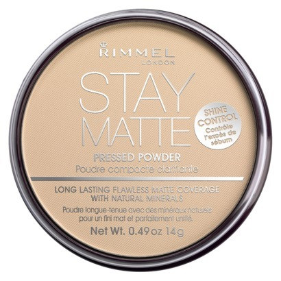 If you use a shiny foundation and concealer this will make your face look matte and smooth.