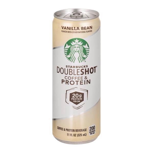 Doubleshot vanilla bean