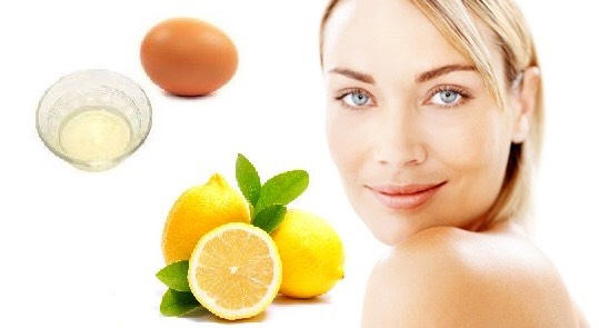 All you need is : -lemon or lime juice -egg white Mix together and leave on your face for 20 min then rinse (Make sure to store in the fridge for another use)