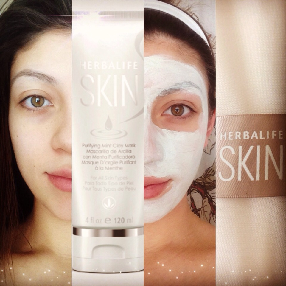 Care herbal life product skin - Herbalife Skin Purifying Mint Clay Mask Info Go To Www Goherbalife Com Prisillagarcia En Us