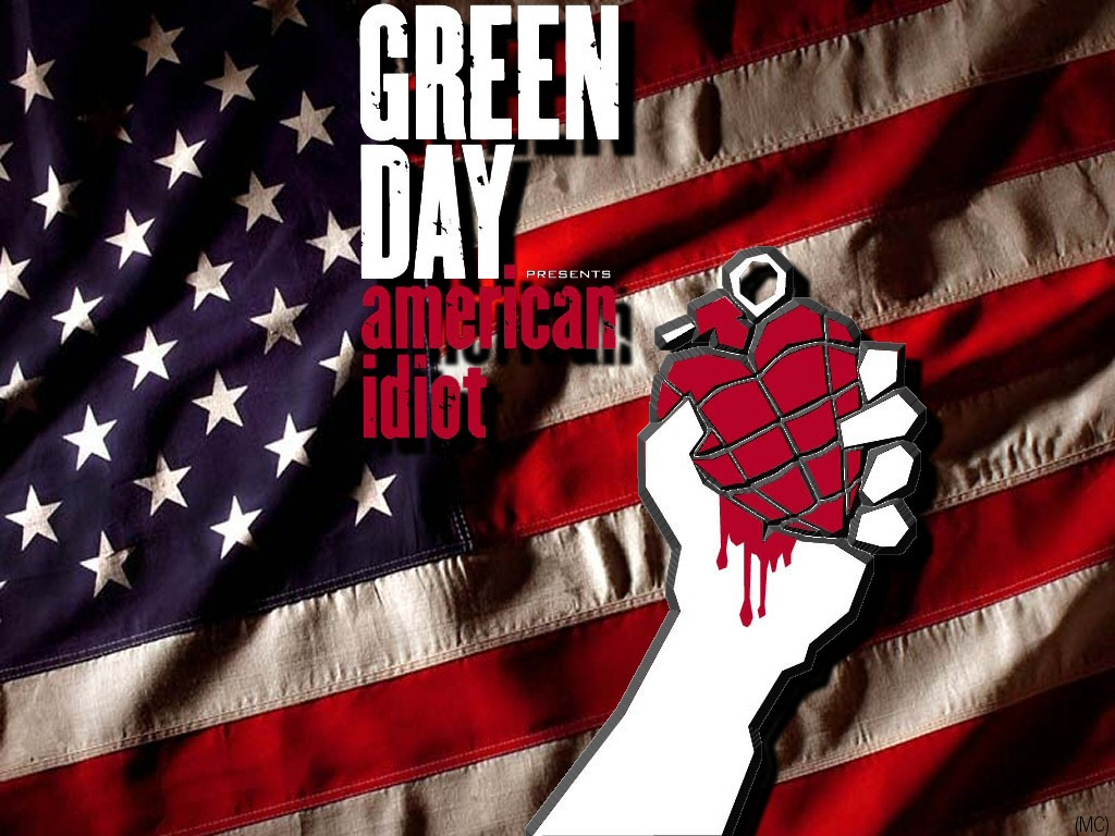 Green Day – American Idiot Is a response to Lynyrd Skynyrd – That's How I Like It