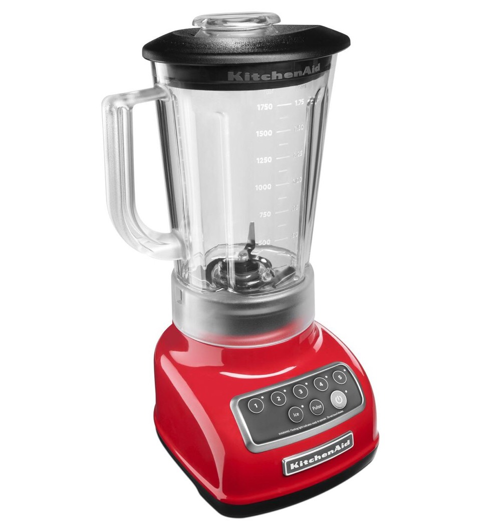 Blender and mix it until you know it's ready