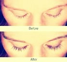 To help make your eyelashes grow thicker,longer and healthier just simply put some vaseline on every night before you go to sleep,just apply on your lash line and on your lashes.