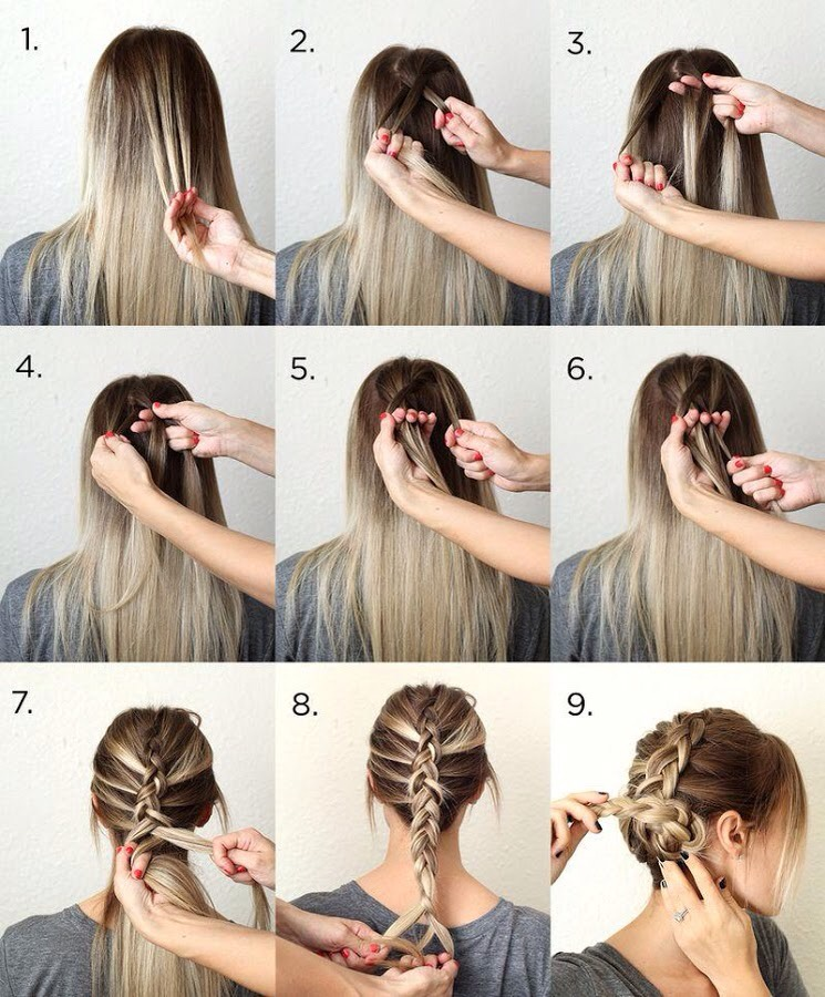 10 Different Ways To Do Your Hair Step By Step By Cheyann Corpus
