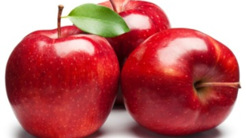 Apples A study from the University Paris Descartes found that apple pectin may help promote epidermal growth and fight the appearance of aging in skin. Snack on an apple with nut butter several times a week to max out the effect.