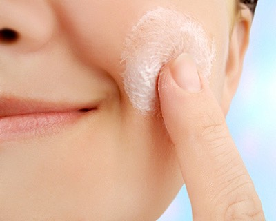 Apply an acne spot treatment if you feel any pesky pimples coming on.