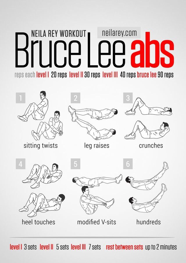 how to get quick abs