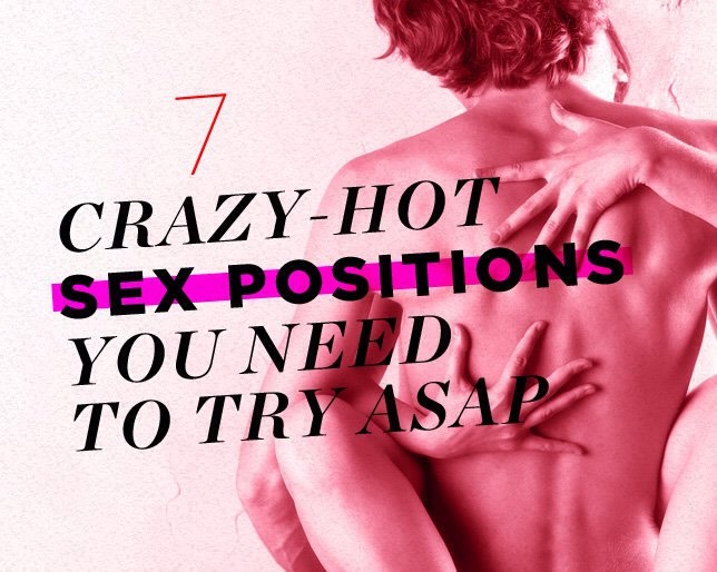 crazy hot sex positions