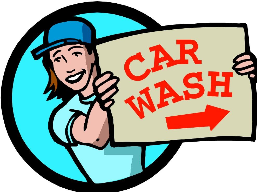 Wash cars! Maybe $5 per car? :)  You can do this with friends and family! Make it fun but make that car spotless! Lol