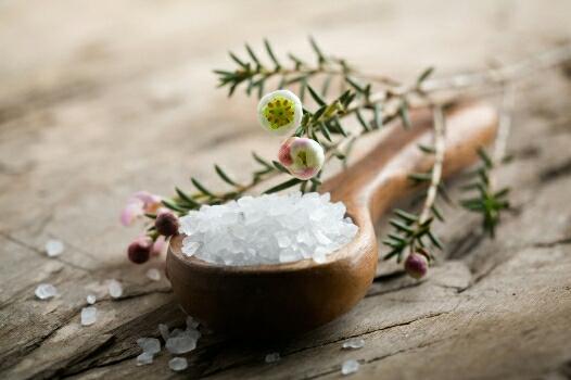 Epson salt baths to detox
