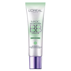 Helps reducing the redness. You can apply this bb cream alone or under the foundation that you usually use