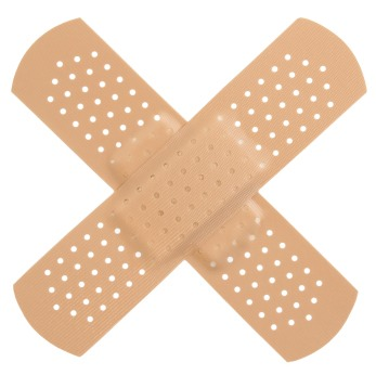Bandaids  - you never know when that cut you got shaving last week will reopen