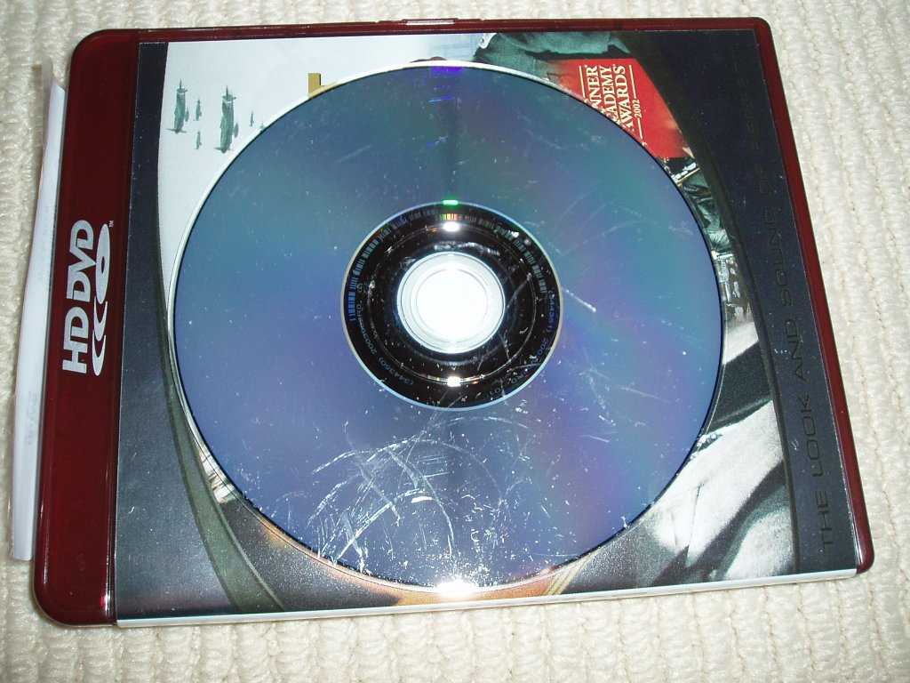 hate scratched dvds?