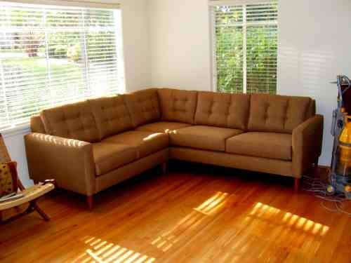 First start with furniture, and don't spend a lot of money doing it, only buy what you need-1) couch