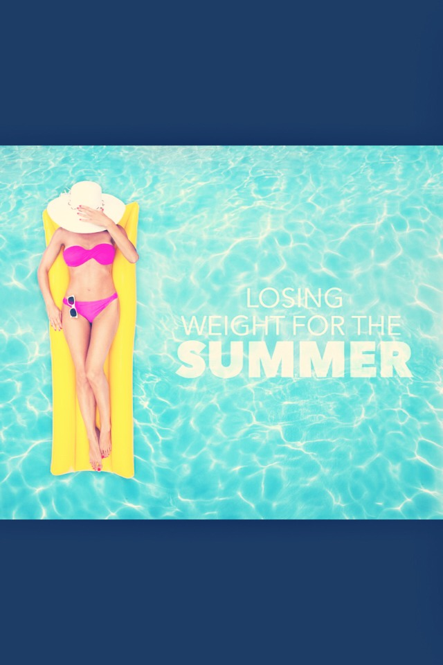 Lose weight for summer the easy way!🎉