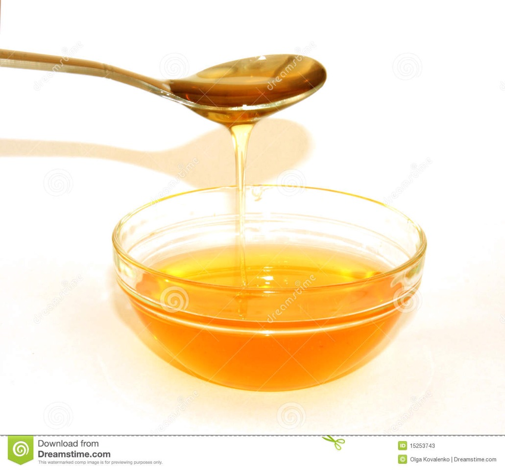 1 teablespoon of honey