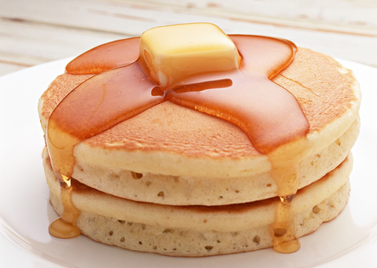 Pancakes are delicious! But I'm gonna show you some ways to mix it up 🙊✨