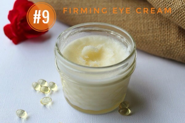 INGREDIENTS    (+)½ cup organic coconut oil (+)6-8 vitamin e capsules (+) Frankincense essential oil (+) Rose essential oil (optional)