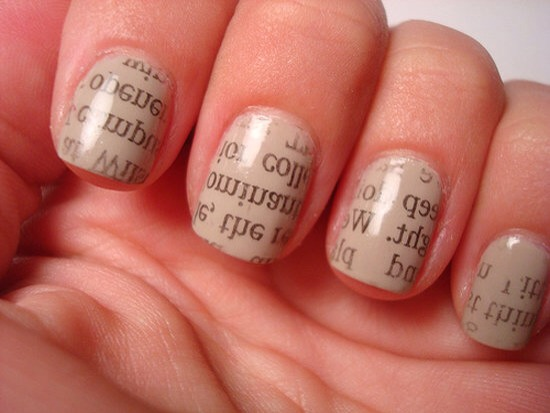 Use to design ur nails