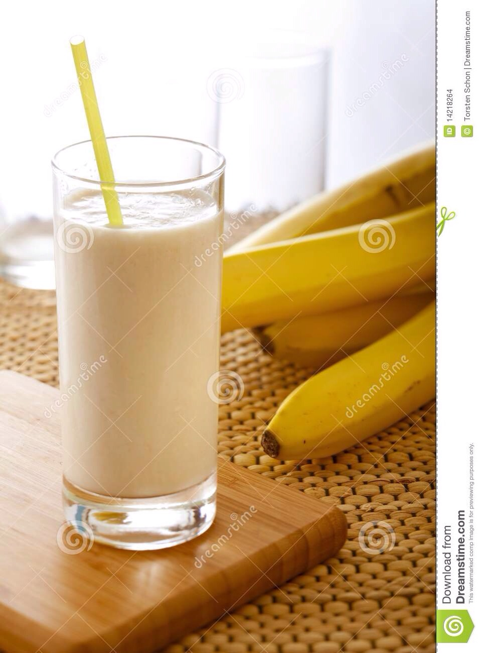 Now you have a fruit milkshake without the guilt!!! This will please any sweet craving and there is nothing but vitamins and nutrients. Yum!!!!