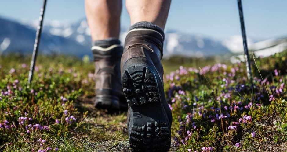 Go hiking or go on a walk outside with your friends!
