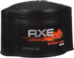 3. Hair gel - does this surprise you?