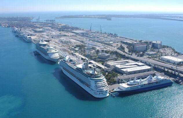 Great location miami cruise port your ticket to paradise