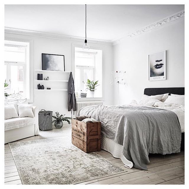 Musely for Black white gray bedroom ideas
