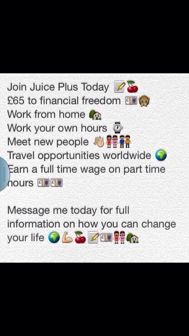 Earn bonuses, commission and promotion!