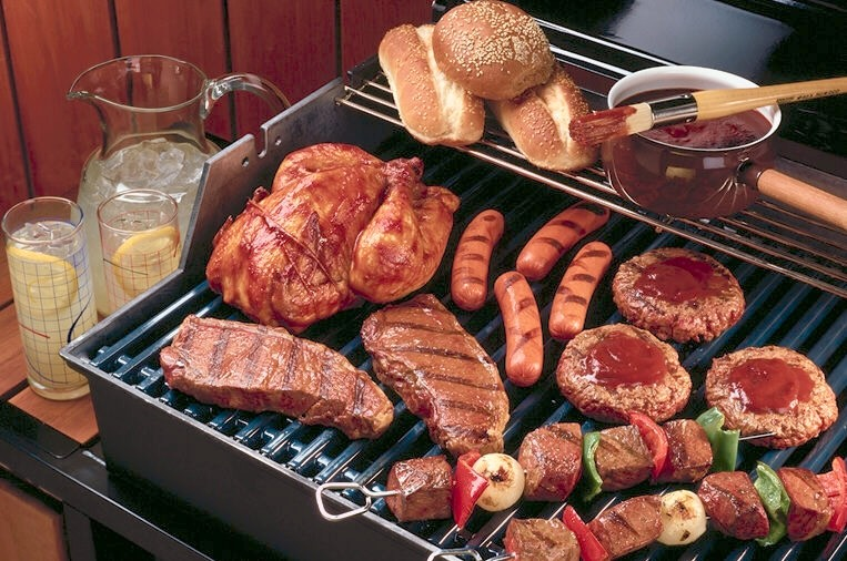Have lots of BBQ'S!