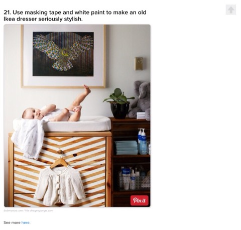 Knieck: Ikea Furniture Hacks Buzzfeed