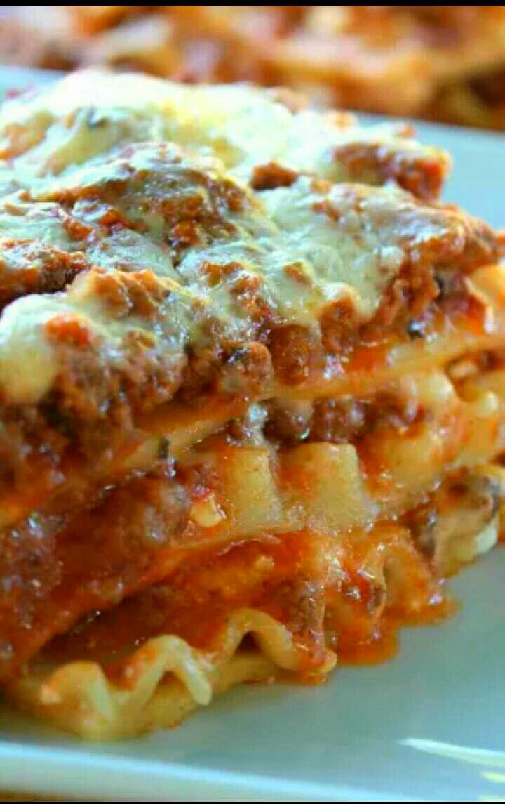 🍴Delicious Lasagna!! 🍴
