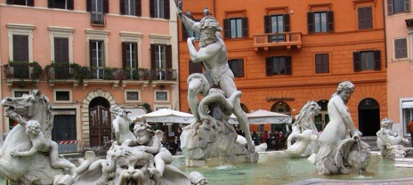 Rome. So much beauty everywhere.