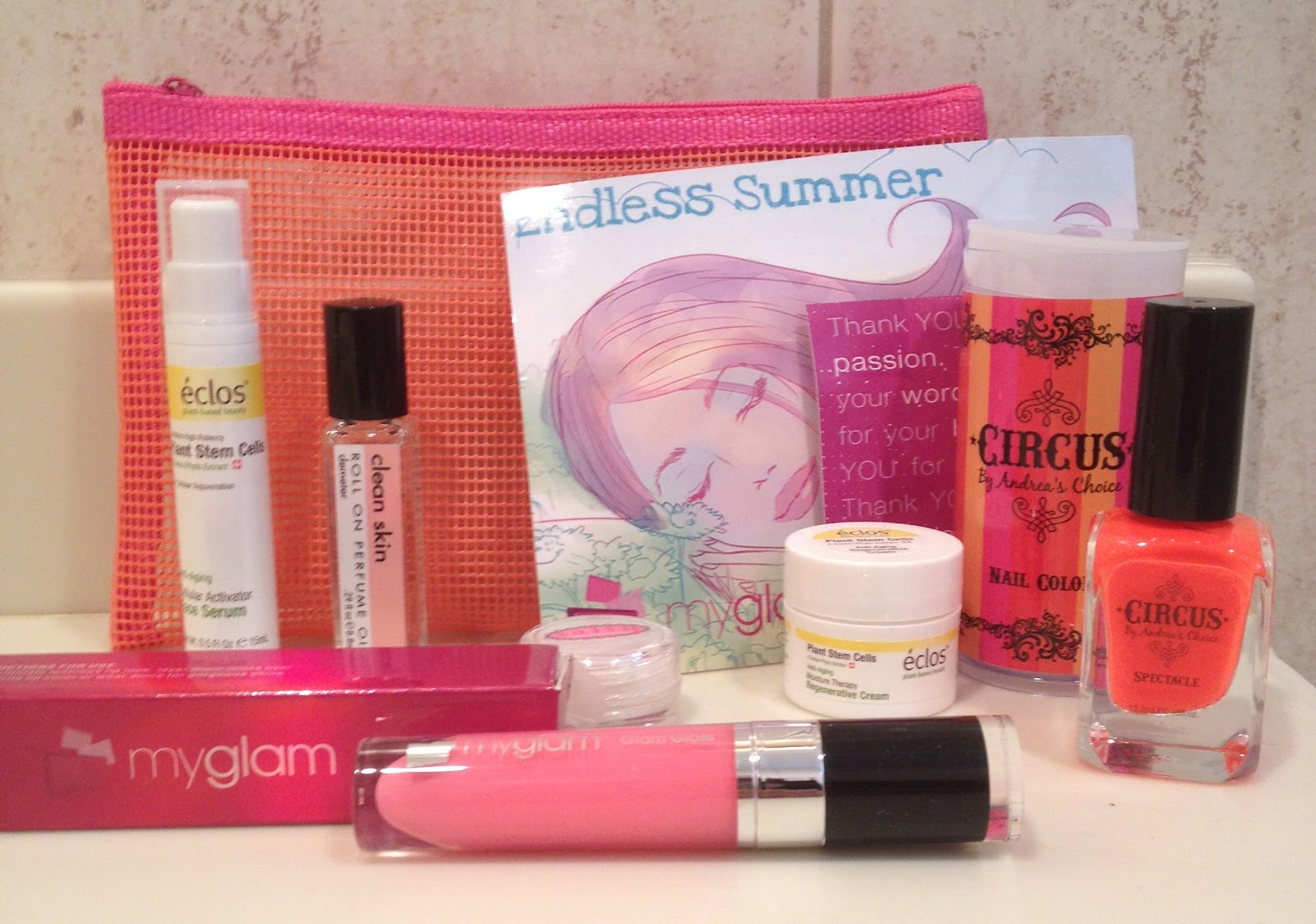 Join ipsy and subcribe to the glam bag!! Only $10 per month and you get 4-5 items of makeup at your doorstep! Follow me on http://www.ipsy.com. I'm emmyroo :p