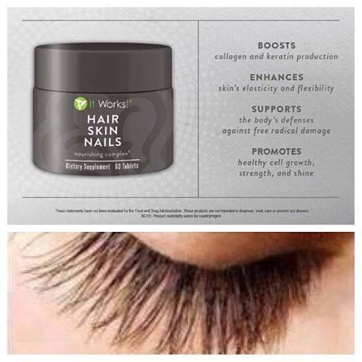 Boosts collagen and keratin production, Enhances skin's elasticity and flexibility, Supports the body's defenses against free radical damage, Promotes healthy cell growth, strength and shine